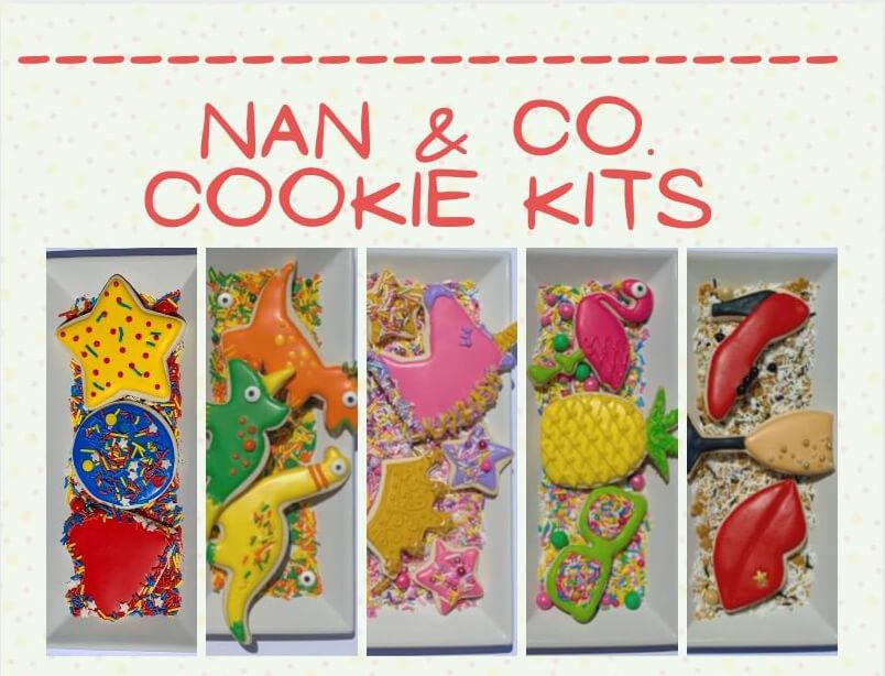 Nan & Co Cookie Kits