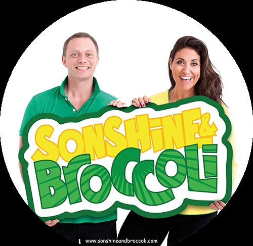 Sonshine and broccoli